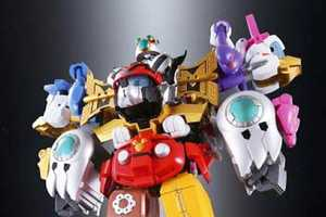 The Disney Super Robot Morphs into Their Own Megazord