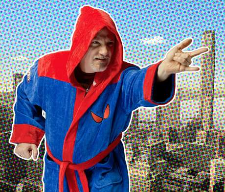 Marvel Comics Bathrobes 