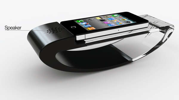 Self-Rising Smartphone Stands