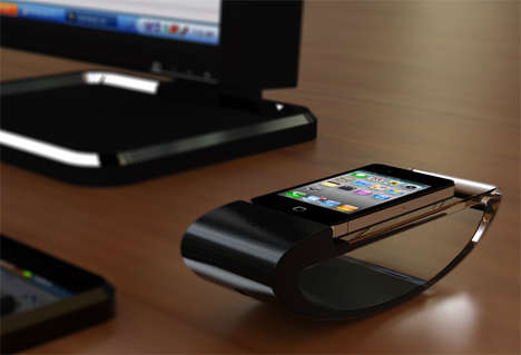 Stander iPhone dock