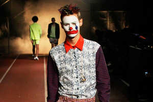 THe Yoshio Kubo 2013 Spring/Summer Collection Features Bold Styling