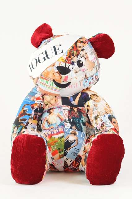 Vogue Pudsey Bear