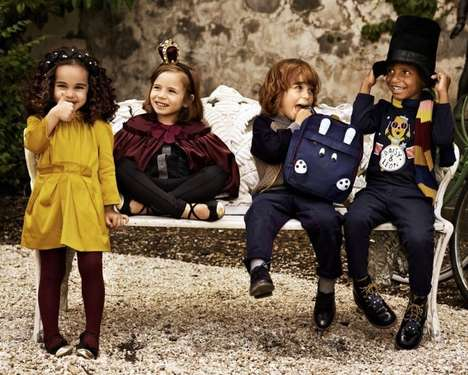 Charitable Children's Collections - The H & M 'All for Children' Line Donates Proceeds to UNICEF