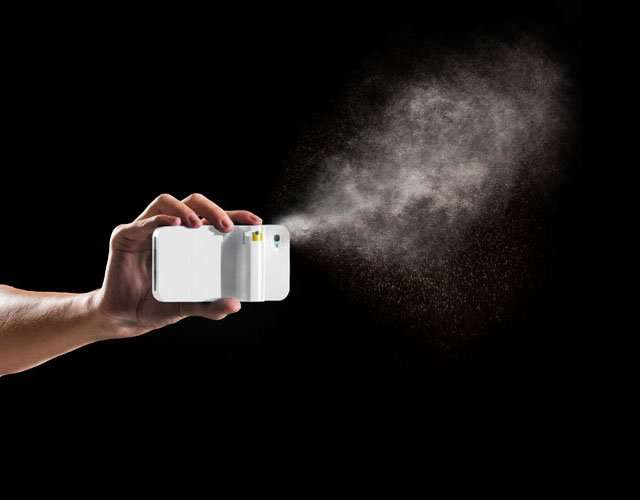 Pepper Spray Smartphone Covers