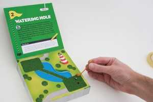 The Miniature Book of Miniature Golf is Perfect for the Pros