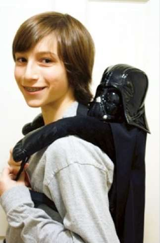 Star Wars Backpack Buddy
