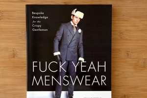 The F*ck Yeah Menswear Book is Based on the Tumblr of the Same