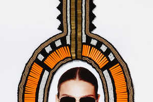 The Sass & Bide Ladysaint Eyewear Collection is Bold and Prismatic