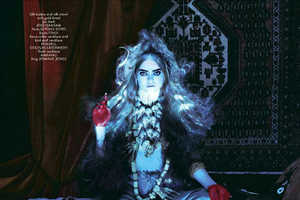 The CR Fashion Book 'The White Mughal' Editorial Exudes Rich Cu