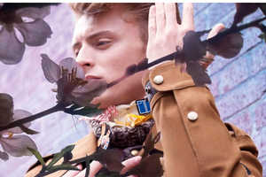 The Arena Homme+ Max Rendell Editorial is Supremely Creative