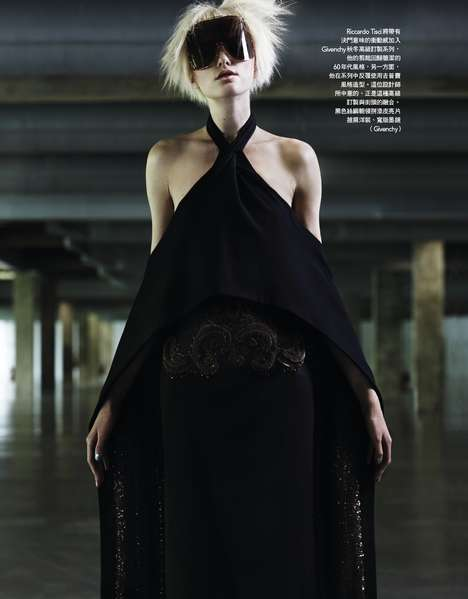 Vogue Taiwan October 2012