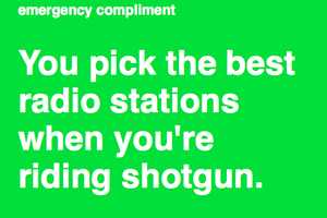 The Emergency Compliment Website is Totally Uplifting