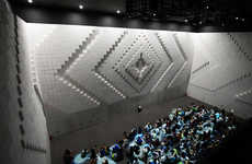 From Body Module Cinemas to Rippled Ceiling Theatres