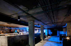 The Shelter Nightclub is Located in a Bomb Shelter