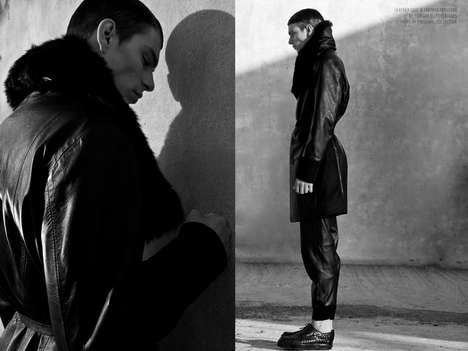 Fashionisto 'Youthful Intensity' Editorial