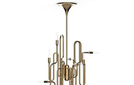 Clark Suspension Lamp