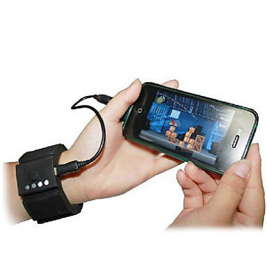 Wrist-Wearable Phone Chargers - Extend Your Phone's Battery Life with the Miniinthebox Charger