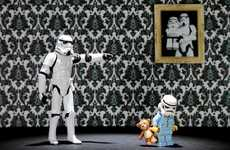 Stormtroopers by Andy Wells Portrays Them as Father Figures
