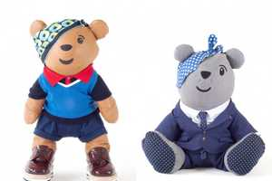 The Children In Need Pudsey Bears Were Designed By Big Names