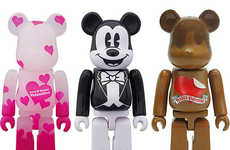 48 Imaginative Bearbrick Designs