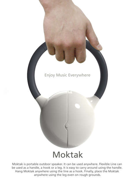 Moktak Portable Outdoor Speaker