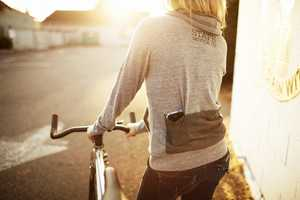 State Bicycle Co. Riding Hoodie Protects Your Cell With a Back Pock