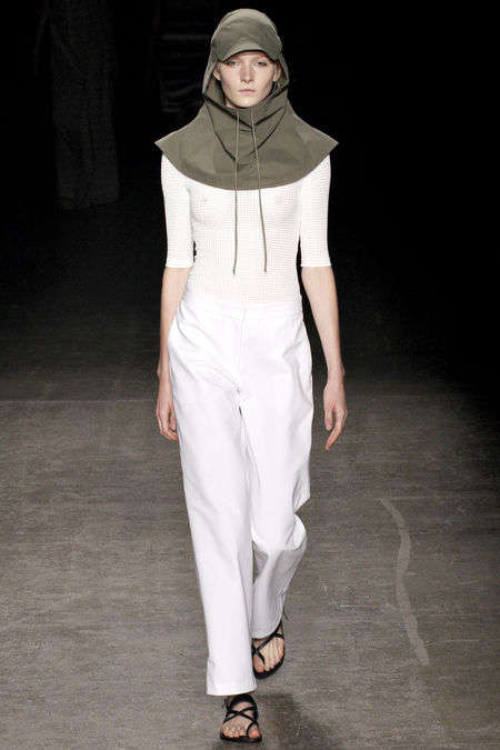 Yigal Azrouel Spring 2013 