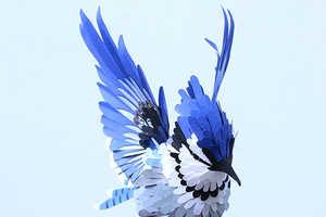 Fly Away with the Diana Beltran Herrera Birds Made of Paper (UPDA