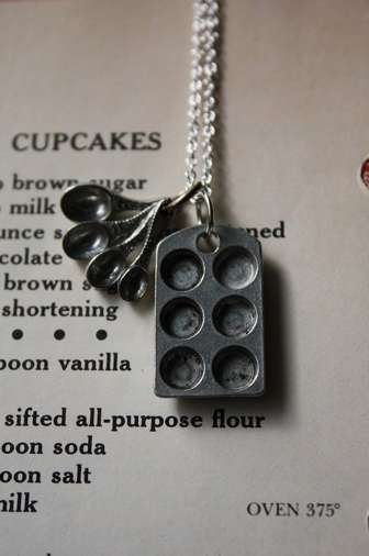 Baking Accessory Necklace