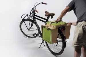 The Springtime Picnic Basket is Perfect for Cycling Enthusiasts