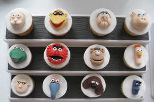 Le Dolci Muppet Cupcakes are a Famously Tasty Dessert Find
