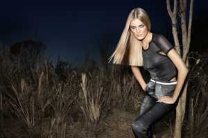 The Night for Animale Spring 2013 Campaign Stars Constance Jablonski