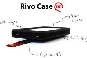 The Rivo Case is the World's Thinnest USB Phone Protecting Charger