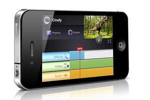 The Cinefy Mobile FX Studio Turns Your Smartphone Videos into Marvels