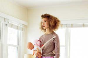 Karlie Kloss Works with Arthur Elgort in 'Little Pink Houses'