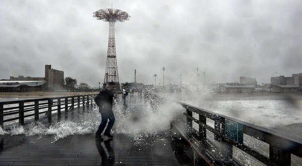 Storm Destruction Photography