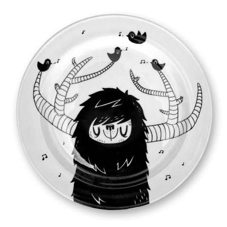 Anna Johnstone Hand Illustrated Plates
