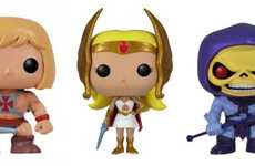 The Funko MOTU Dolls are Released
