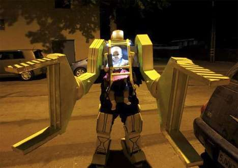 Aliens Power Loader Baby Costume
