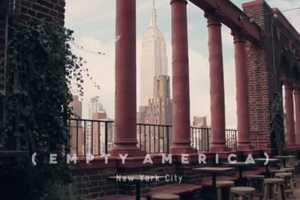 'Empy America' Shows the City of New York During Hurricane Sandy