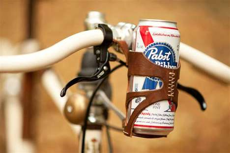 bike beer holder
