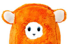 Smartphone Robot Plushies - Turn Your Phone into a Toy with the Ubooly iPhone/iPod Interactive Pet