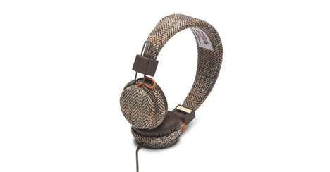 Urbanears Plattan Tweed Edition
