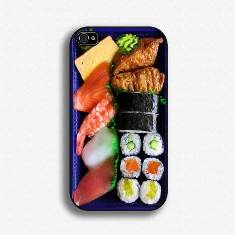 sushi bento iphone case