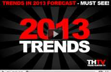 2013 Trend Report Highlights by Trend Hunter