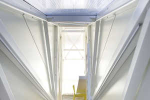 The Keret House by Jakub Szczesny Occupies a Sliver of Space