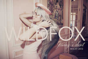 The Wildfox Resort 2013 Collection Focuses on Granny's Closet