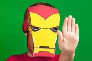 These Printable Avengers Masks are Cute and Cost-Efficient