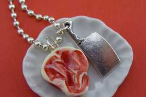 The Butcher's Necklace is a Great Item for a BBQ
