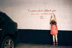 Protect What's Behind You is a Campaign Reminding Motorists to Be Cautious